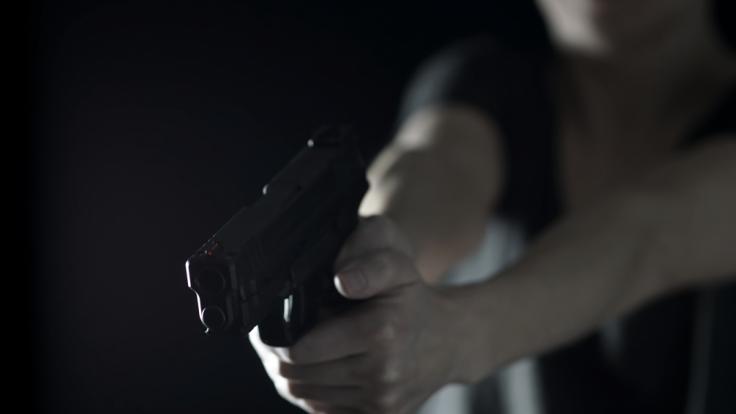 Eine Frau hat ihren Vater und ihren Freund ermordet. (Foto)