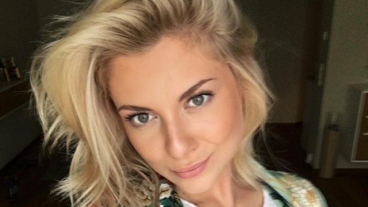 Valentina Pahde sieht auch mit kurzen Haaren einfach super aus. (Foto)