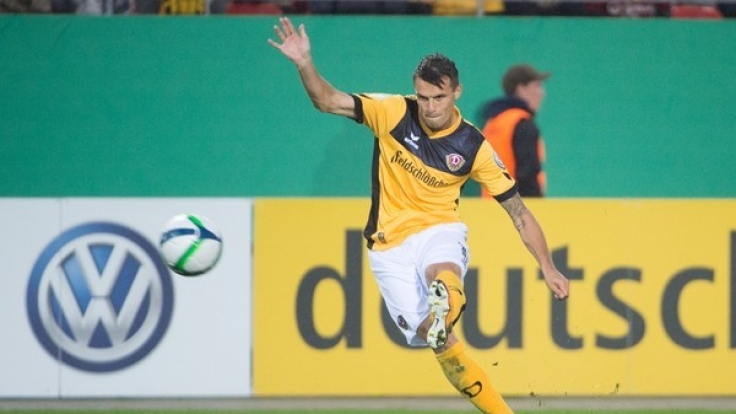 Heimspiel Dynamo Dresden : Die aktuellen Spielergebnisse der 2. Fußball-Bundesliga bei news.de. (Foto)