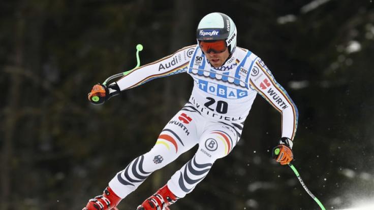 Beim Ski alpin Weltcup 2017 stehen an diesem Wochenende wieder zahlreiche Wettkämpfe an. (Foto)