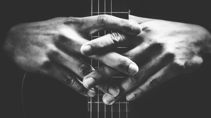 Der Gitarrist Thomas Kennedy wurde totgeprügelt. (Foto)