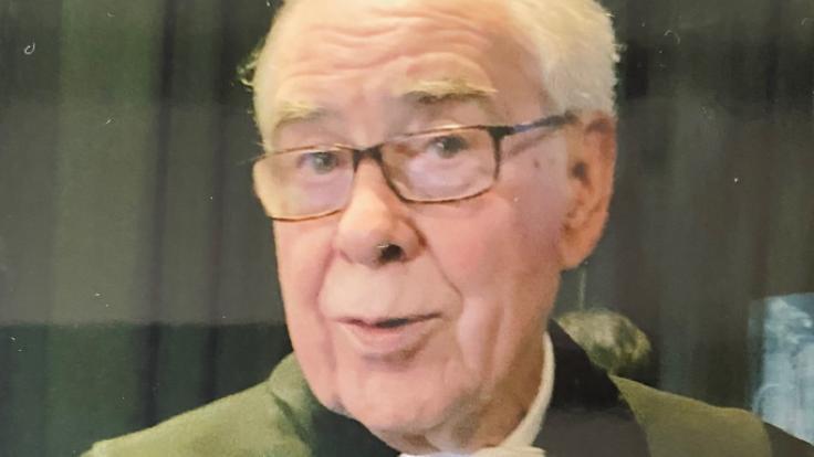 Pastor Reinhold Z. (77) fiel einem Gewaltverbrechen zum Opfer. (Foto)