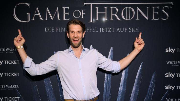 """Marc Rissmann alsSöldner Harry Strickland in der 8. Staffel von """"Game of Thrones"""" (Foto)"""