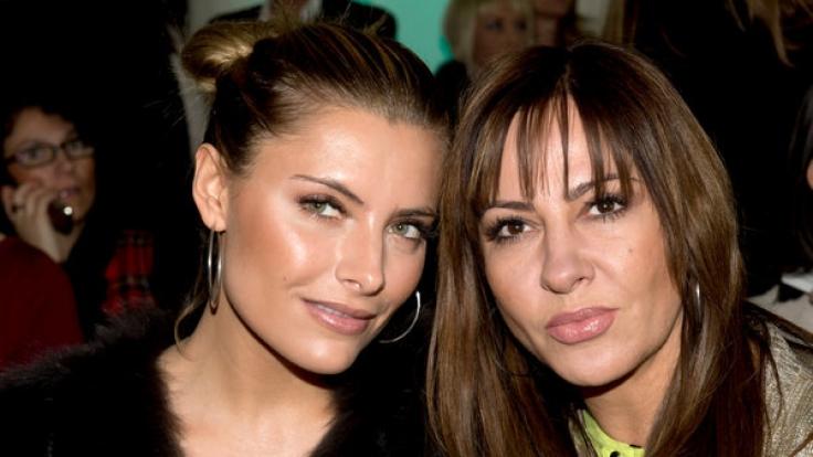 Sophia Thomalla und ihre Mutter Simone haben eigentlich nicht den gleichen Männergeschmack.