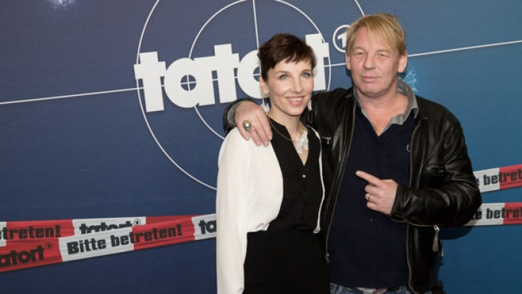 Meret Becker kommt aus einer waschechten Schauspielerfamilie - auch ihr Bruder Ben Becker (re.) ist im darstellenden Fach erfolgreich.