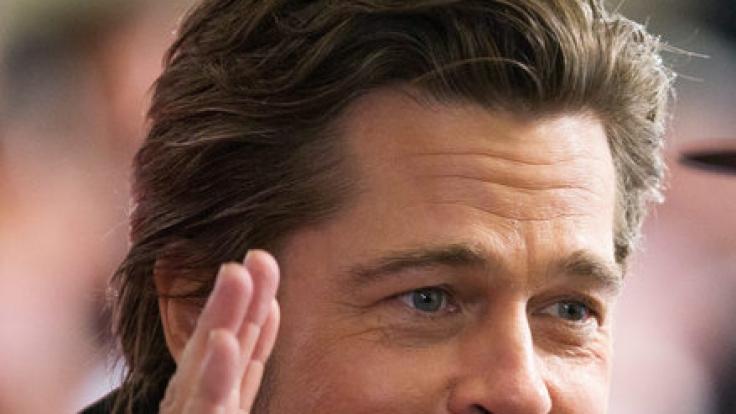 Brad Pitt setzt ganz auf eine fleischlose Ernährung. (Foto)