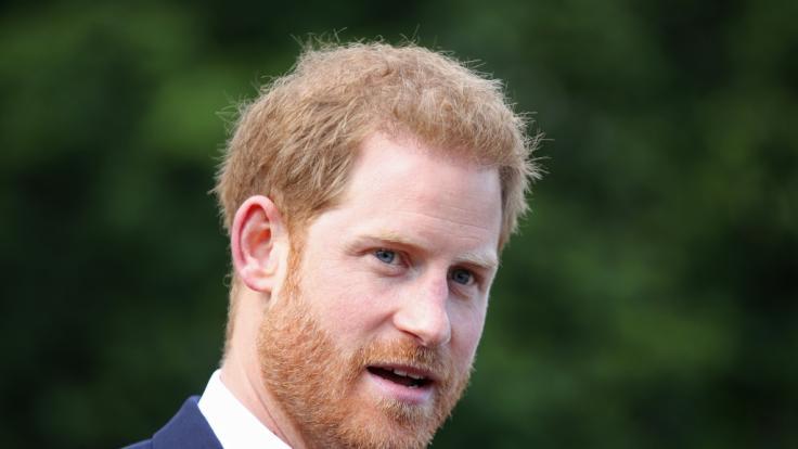 Prinz Harry wollte ein