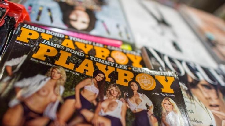 Die deutsche Ausgabe des Männermagazins
