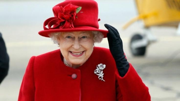 Queen Elizabeth II. wird am 21. April 90 Jahre alt.