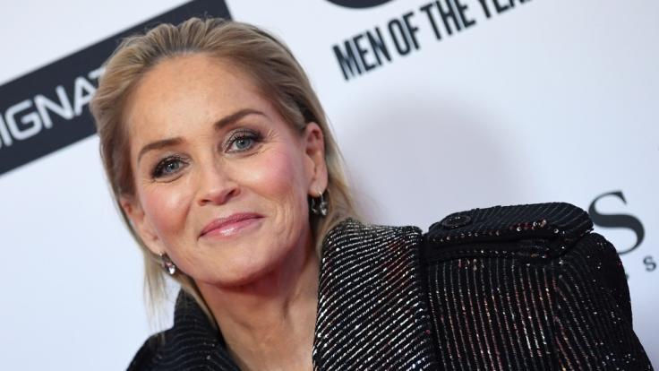 Sharon Stone ist bereits 62 Jahre alt und man sieht es ihr kaum an. (Foto)