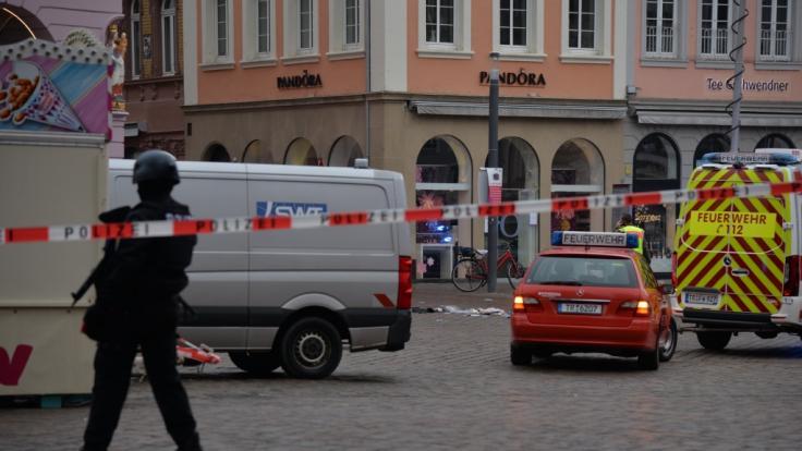 Ein chaotisches Bild offenbart sich aktuell in Trier. (Foto)