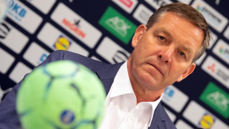 Wie lebt Handballbundestrainer Alfred Gíslason privat? (Foto)