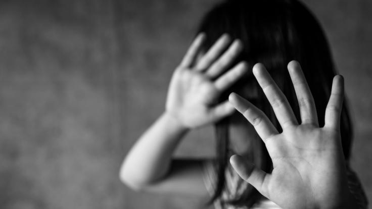 Immer wieder werden Kinder Opfer häuslicher Gewalt. (Foto)