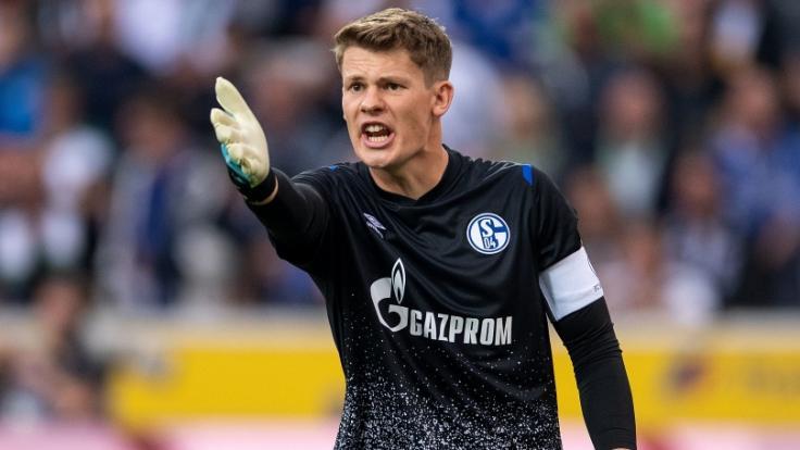 Alexander Nübel wird Schalke 04 verlassen.