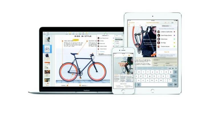 Auch Nutzer älterer Mac-Rechner oder gebraucht gekaufter iOS- und Apple-Geräte können Programme wie die Textverarbeitungssoftware Pages jetzt kostenlos herunterladen. (Foto)