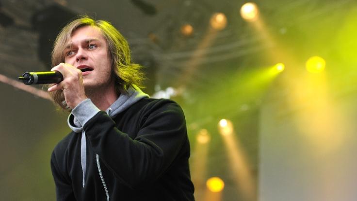 Thomas Godoj bei einem Auftritt 2011. (Foto)