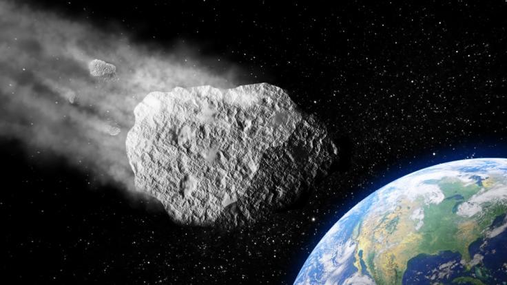 Schlägt der Asteroid Apophis in knapp 50 Jahren auf der Erde ein? (Foto)