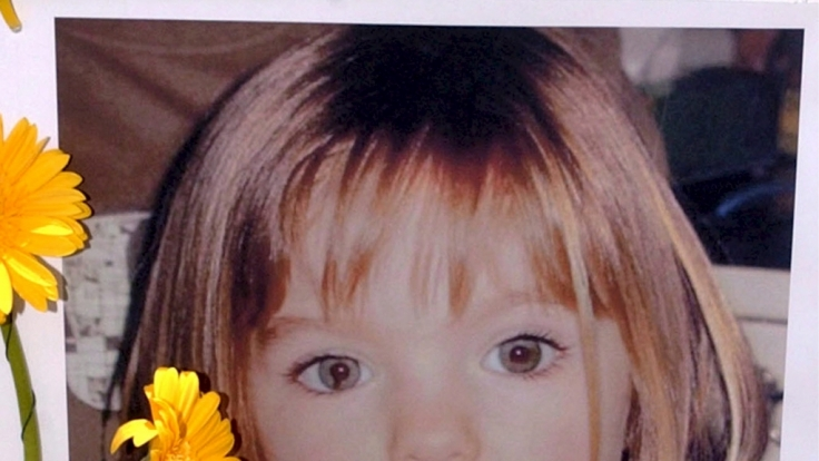 Madeleine McCann verschwand 2007 aus ihrem Hotelzimmer in Portugal. (Foto)