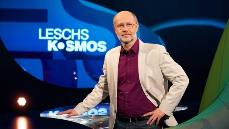 Frag den Lesch bei ZDFneo (Foto)