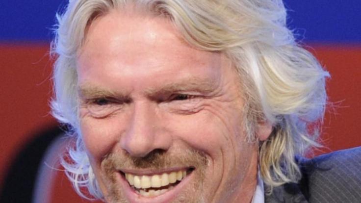 Will seine Mitarbeiter mit mehr Urlaub motivieren: Richard Branson.