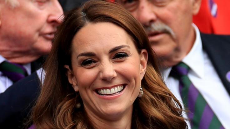 Was wohl Kate Middleton von der schlüpfrigen Geschäftsidee ihrer Freundin hält?