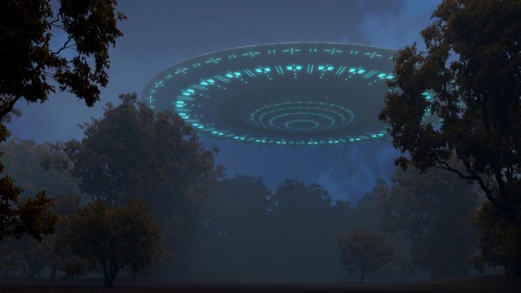 In den USA haben Amateurfilmer zufällig etwas Rätselhaftes aufgenommen. Ist es ein UFO? (Symbolbild) (Foto)