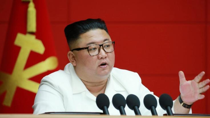 Die Überläuferin soll auf Kim Jong-uns Todesliste stehen. (Foto)