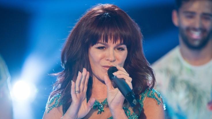 "Mit ""Seelenbeben"" möchte Andrea Berg erneut die Charts stürmen. (Foto)"
