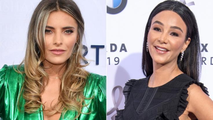 Sophia Thomalla und Verona Pooth zeigten sich gemeinsam auf Instagram.