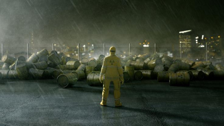 "Forscher haben ""Alien""-Plutonium entdeckt. (Foto)"