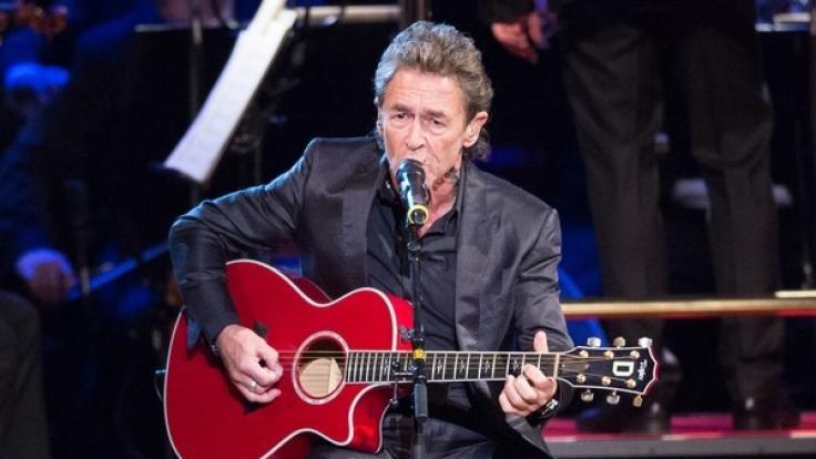 Peter Maffay hat seine MTV Unplugged Tour für 2018 angekündigt. (Foto)