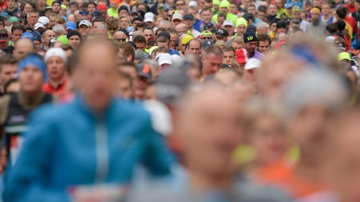 Beim Hamburg Marathon 2018 werden 14.250 Läufer an den Start gehen.