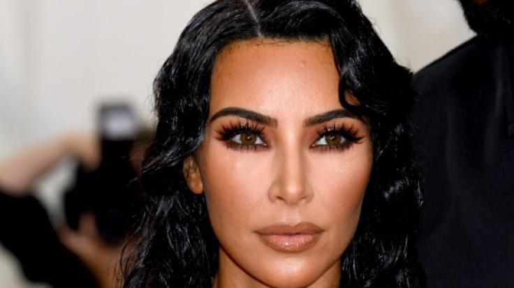 Kim Kardashian raubte ihren Fans mit einem scheinbaren Nackt-Bild den Verstand