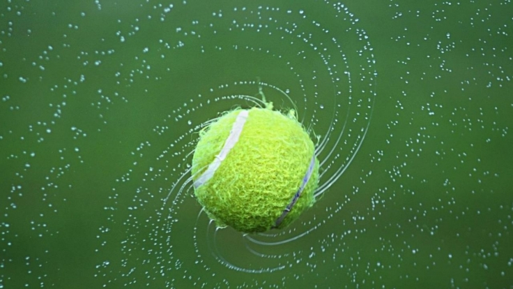 Tennis. (Foto)