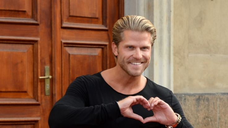 Paul Janke versucht sein Liebesglück aktuell bei