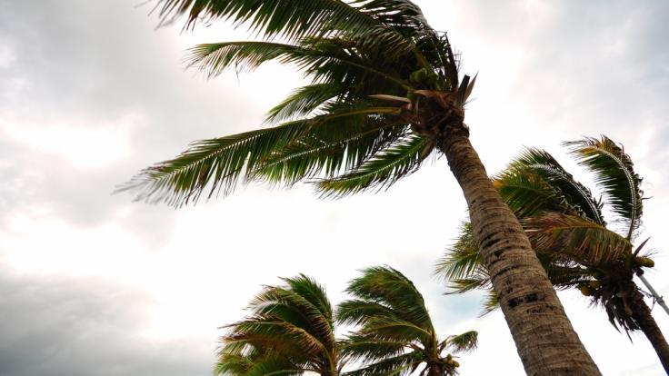 In einigen Urlaubsregionen drohen schwere Unwetter. (Foto)