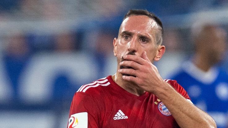 Ribéry muss nach seinem Social-Media-Ausraster eine hohe Geldstrafe zahlen. (Foto)