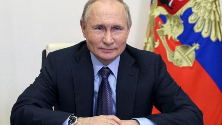 Wladimir Putins Töchter stehen plötzlich im Mittelpunkt. (Foto)