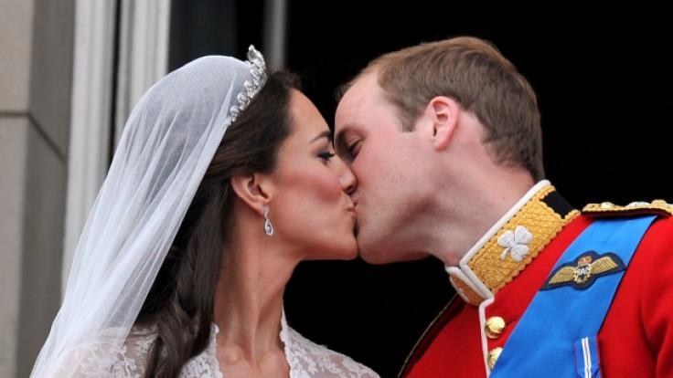 Am29.04.2011 gaben sich Prinz William und Kate Middleton das Ja-Wort.