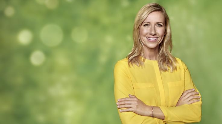 """Andrea Kiewel beendet den """"ZDF-Fernsehgarten"""" für dieses Jahr. (Foto)"""