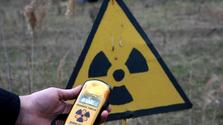 Im Atomkraftwerk in Tschernobyl soll es zu Kernspaltungen gekommen sein. (Symbolfoto) (Foto)