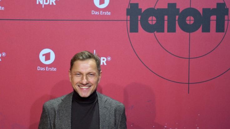 """Seit 2008 ist Richy Müller als Hauptkommissar Thorsten Lannert im Stuttgarter """"Tatort"""" zu sehen. (Foto)"""