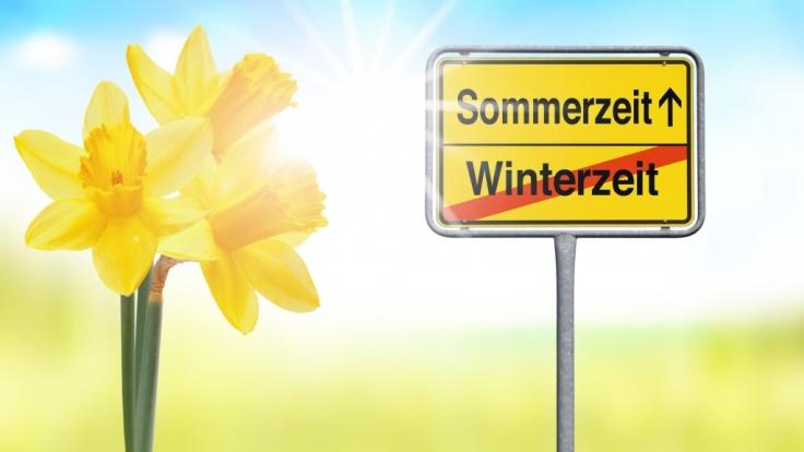 Am 26. März 2017 beginnt mit der Umstellung die Uhren die Sommerzeit in Deutschland.