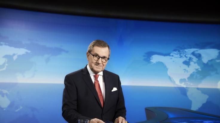 """Jan Hofer verlässt die ARD-""""Tagesschau"""". (Foto)"""