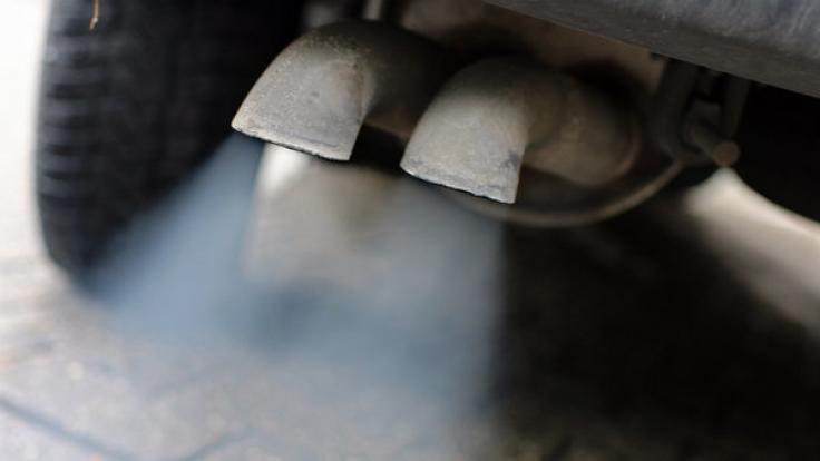 Zu viel Schmutz: Bald könnten Dieselfahrzeuge in deutschen Innenstädten verboten werden.