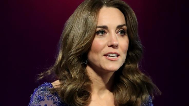 Enthüllende Medienberichte gegen ihre Person gingen Kate Middleton ordentlich gegen den Strich. (Foto)