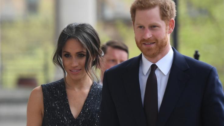 Meghan Markle und Prinz Harry sind seit Mai 2018 verheiratet. (Foto)