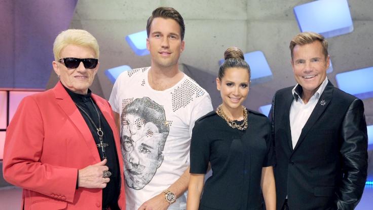 An Dieter Bohlens Seite: DJ Antoine war 2014 Mitglied der DSDS-Jury.