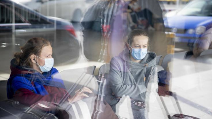 Trotz Coronakrise landen in Deutschland weiterhin Flugzeuge aus Risikogebieten.