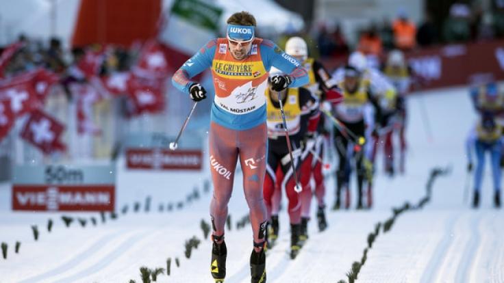 Heute startet die Königsetappe der Tour de Ski in Oberstdorf.